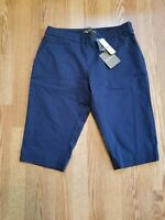 Tommy Bahama Sail Away Boardwalk Shorts Navy Women's Size 6 New with Tags