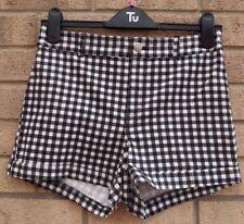 H&M Denim High Rise Shorts for Women