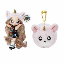 MGA Entertainment Na! Na! Na! Surprise 2-in-1 Fashion Doll and Plush Pom with Confetti Balloon - 565987