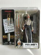 NECA KILL PAI MEI volume 2 BILL action figureTarantino reel toys NEW