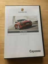 Porsche Cayenne S Turbo GTS Trans Film Collection 2007 4 DVD Promotional Pack