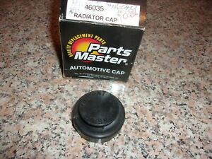 46035 RECOVERY TANK CAP with seal 1985-2005 CHEVROLET CAR & TRUCK CORVETTE MORE