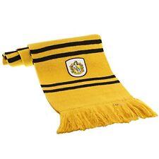 Sciarpa Tassorosso Harry Potter scarf Hufflepuff 190cm Cinereplicas