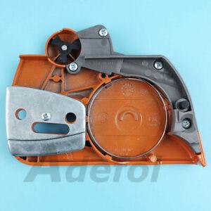 Brake Sprocket Cover Assembly for HUSQVARNA 340 350 345 346XP 351 353 357 359 US