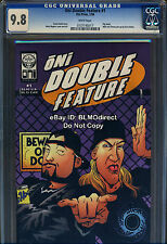 CGC 9.8 ONI Double Feature #1 Kevin Smith Jay Silent Bob 1st Print Matt Wagner