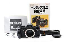 [Exc+++] Pentax LX 35mm SLR Film Camera Body Early Model + Kit from Japan #81805