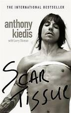 Scar Tissue: The Autobiography, By Anthony Kiedis, Larry Sloman,in Used but Acce