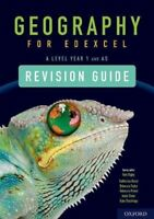 Geography for Edexcel A Level Year 1 and AS Level Revision Guide 9780198432722