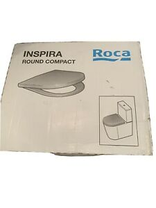 Brand New Roca INSPIRA Soft Close White Toilet Seat A80152C00B