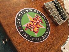 Sticker Trash City Strummer Vinyl For Guitar Or Bass