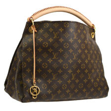 cbbb41f9200d9 AUTHENTIC LOUIS VUITTON ARTSY MM HAND BAG MONOGRAM CANVAS LEATHER M40249  AK24563