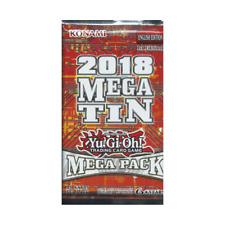 YuGiOh Mega Tin 2018 Booster Pack