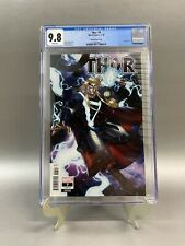 Thor #7 CGC 9.8 Sharp 1:25 Variant Cover Black Winter Donny Cates New Case!