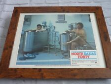 Framed Lobby card Press Promo Photo Over sized 16x12 North Dallas Forty NICK