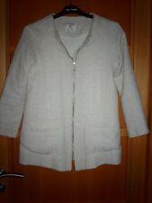 Veste ZARA blanc pailleté taille 11 ans 12 ans