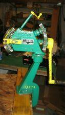 Pexto 561-F Setting Down Machine. Peck Stow Wilcox 561 Niagara Roll former Edger