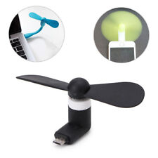 Portable Micro USB Cooling Fan Mute Cooler For Mobile Android OTG Cell Phone