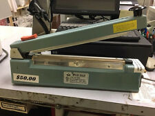 AIE Hand Impulse Sealer with Cutter  AIE-300C