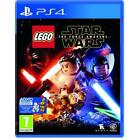 LEGO Star Wars PS4 The Force Awakens 7+ Kids Game for Sony PlayStation 4 NEW