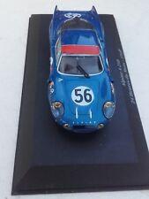 alpine a210  n 56  24 heures du mans 1967 1/43   abandon