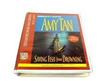 Saving Fish From Drowning by Amy Tan CD Abridged Audiobook