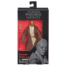 Mace Windu Actionfigur Black Series 6 inch, Star Wars: Episode III, Hasbro