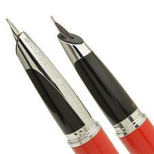 Sheaffer Ferrari Taranis, Rosso Corsa Barrel & Cap, Fountain Pen: Medium Nib