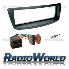 Peugeot 107 Placa De Panel Fascia Facia/Recortar Envolvente Kit Adaptador Coche Radio