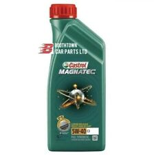 Castrol Magnatec 5W-40 C3 Fully Synthetic Engine Oil BMW 5W40 1 Litres 1L