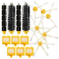 Kit LATERAL Cepillo y filtros HEPA para iRobot Roomba 700 Serie 760 770 780