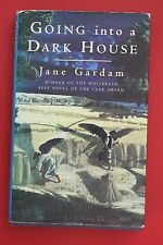 *RARE* GOING INTO A DARK HOUSE by Jane Gardam (Hardcover/DJ, 1994)