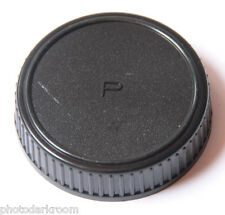 for Pentax Screw Mount - Plastic Rear Lens Cap - USED C017