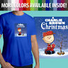 Charlie Brown Christmas Tree Peanuts Classic Comics Unisex Mens Tee Crew T-Shirt