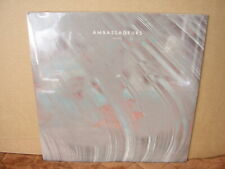 AMBASSADEURS – PATTERNS Lost Tribe LT011V 2015 2LP UK LEFTFIELD DOWNTEMPO Sealed