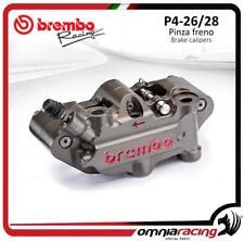Brembo Racing pinze freno radiali sinistra MX ricavata CNC P4 26/28 INT 40mm MX