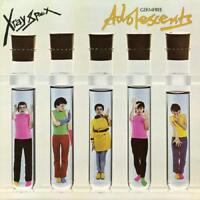 X-RAY SPEX - GERMFREE ADOLESCENTS (LIMITED  KLARES VINYL)   VINYL LP NEW