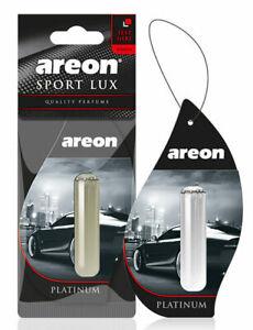 Areon Sport Lux Liquid 5ml Platinum Car Freshener