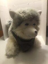 Dollcraft Novelty Company Plush Dog/ Giant Husky Plush Stuffed Animal Large