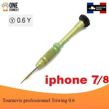 Tournevis professionnel Triwing 0.6 pour  iPhone 7,7 Plus Apple Watch iphone 8