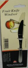 Stainless Steel Grunwerg Windsor cutlery Fruit Knife new