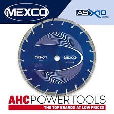 Mexco ASX10 300mm (12 pollici) disco lama di Diamante ASFALTO