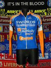 5/5 Swords Cycling Club adults S and M bundle x2 cycling jerseys shirts