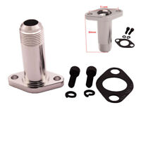 Professional Aluminum Alloy Extended 12AN AN12 Turbo Drain Fitting Precision Kit