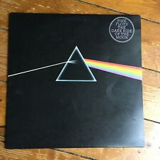 PINK FLOYD - DARK SIDE of the MOON - 1ST PRESS VINYL LP -  A9 / B8 - SHVL 804 EX