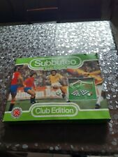 SUBBUTEO CLUB EDITION table soccer scatola box completo buono stato