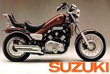 SUZUKI GV1200 Madura Service , Owner's and Parts Manual CD