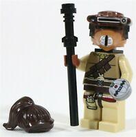 LEGO STAR WARS BARGE BOUSHH LEIA MINIFIGURE - MADE OF GENUINE LEGO PARTS