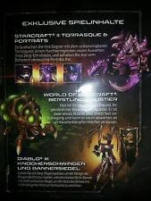 World of Warcraft Haustier Berstling WoW Starcraft Collector's Edition