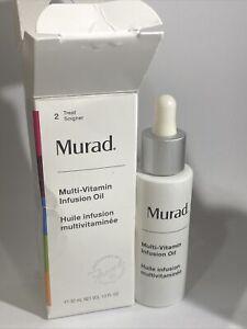 Brand New Murad Multi-Vitamin Infusion Oil 30ml Free Delivery