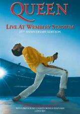 QUEEN - LIVE AT WEMBLEY (DVD) - UK Compatible , sealed